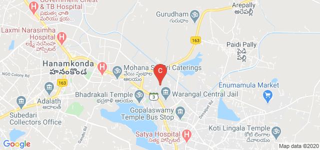 Kaloji Narayana Rao Health Sciences University,, Nizampura, Warangal, Telangana, India