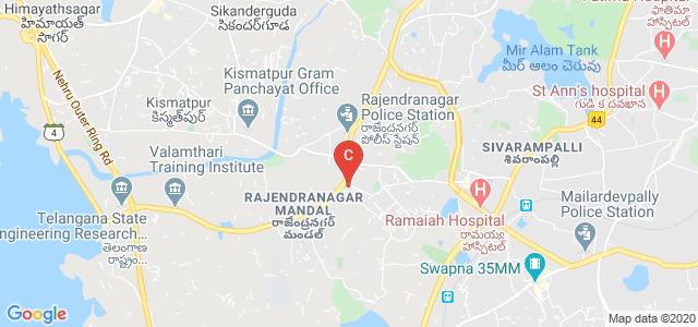 P.V. Narsimha Rao Telangana Veterinary University Administrative Office, Acharya Ng Ranga Agricultural University, Rajendranagar mandal, Hyderabad, Telangana, India