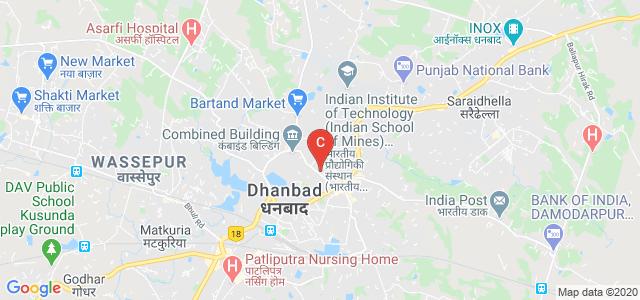 BSS Mahila Mahavidyalaya, Luby Circular Road, Sardar Patel Nagar, Dhanbad, Jharkhand, India
