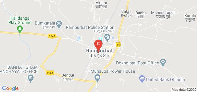 Rampurhat College, Rampurhat, Birbhum, West Bengal, India