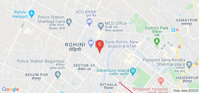 Delhi Institute of Advanced Studies - DIAS, Pocket E, Sector 25, Rohini, Delhi, India