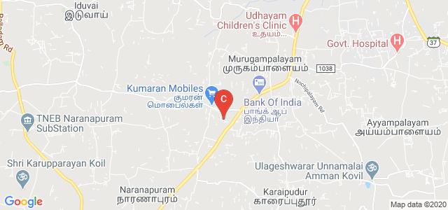 Parks College, Chinnakarai, Tiruppur, Tamil Nadu, India