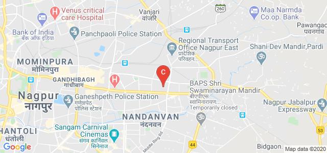 VMV College, Wardhaman Nagar Colony, Nagpur, Maharashtra, India