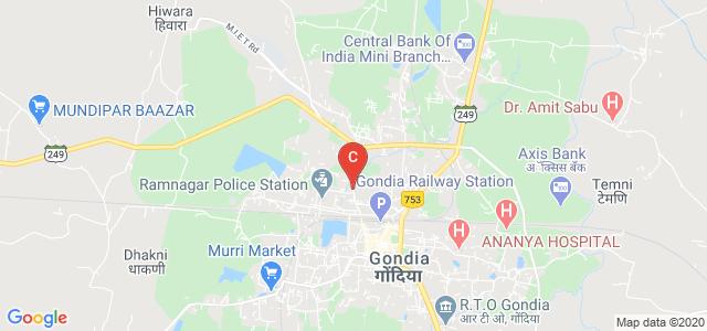 Dhote Bandhu Science College, Bhandarkar Road, Rail Toly, Gondia, Maharashtra, India