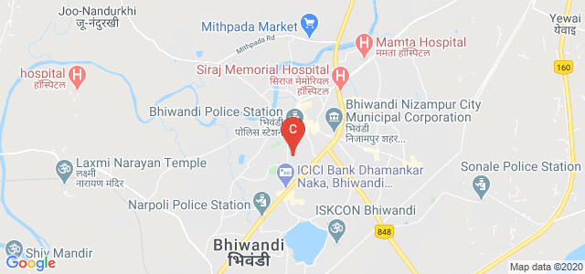 G.M Momin Women's College, Samad Nagar, Kaneri, Bhiwandi, Thane, Maharashtra, India