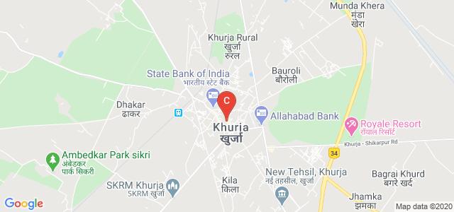Nrec College, College Road, Khurja, Uttar Pradesh, India