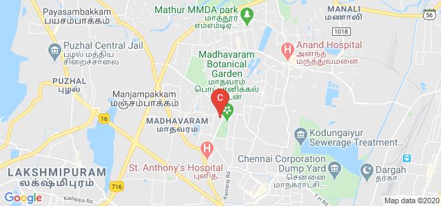 Tamil Nadu Veterinary and Animal Sciences University, Madhavaram Milk Colony, Chennai, Tamil Nadu, India