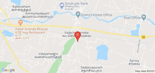 Arignar Anna Government Arts College Vadachennimalai, Vadachennimalai, Tamil Nadu, India