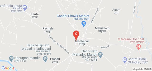 Madhepur, Madhubani, Bihar 847408, India