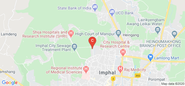 Central Agricultural University, Imphal, Manipur, India