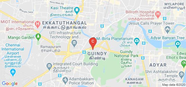 The Tamil Nadu Dr. M.G.R. Medical University, Anna Salai, Little Mount, Guindy, Chennai, Tamil Nadu, India