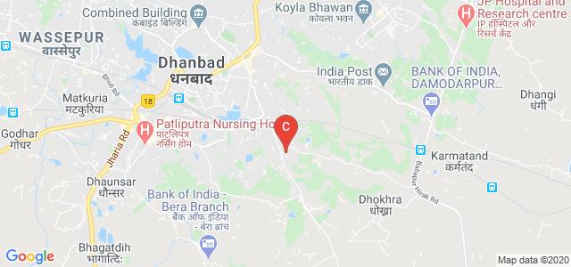 Guru Nanak College, S. Dhansaar, Bhuda Colony, Dhanbad, Jharkhand, India