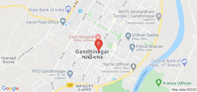 Sector 7, Sector 7C, Sector 7/B, Gandhinagar, Gujarat, India