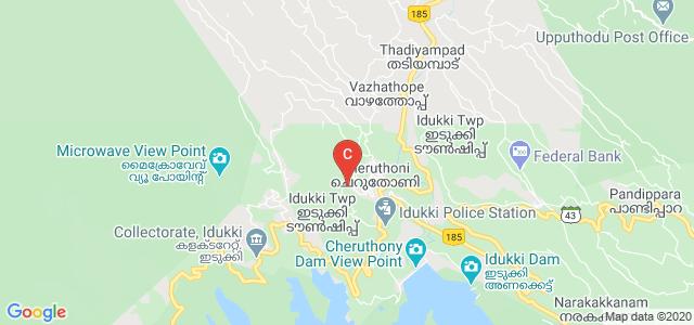 Girijyothi College, Vazhathope, Idukki, Kerala, India