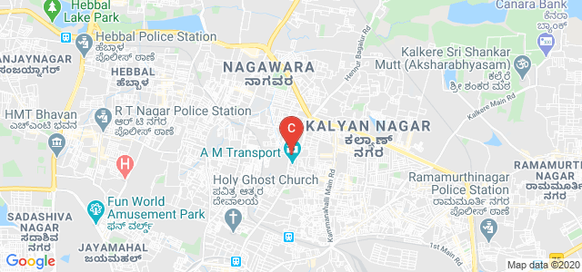Province College, 1st Main Road, HBR Layout 2nd Block, Stage 1, HBR Layout, Bangalore, Karnataka, India