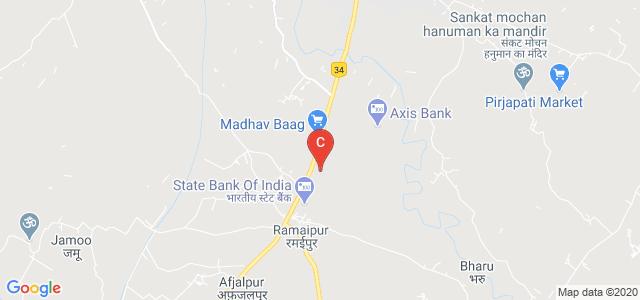 SJ Mahavidyalaya, Ramaipur, Uttar Pradesh, India