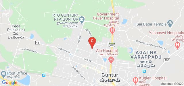 Vidya Nagar, Vikas Nagar, Guntur, Andhra Pradesh 522007, India