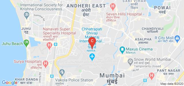 Nair Hospital Dental College, Dr Anandrao Nair Marg, Navpada, Sahar Village, Mumbai Central, Mumbai, Maharashtra, India