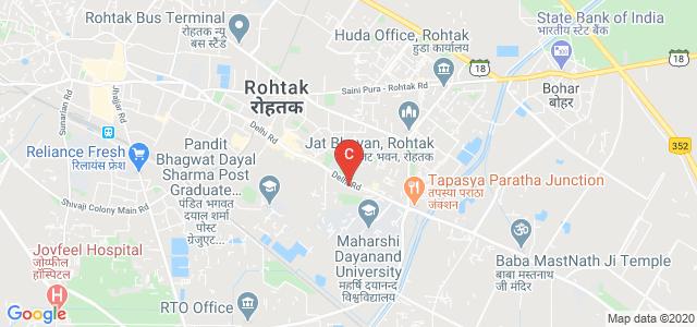 All India Jat Heroes' Memorial College, Maharshi Dayanand University, Rohtak, Haryana, India