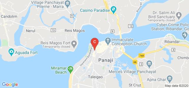 Don Bosco College, Panaji, Goa, India