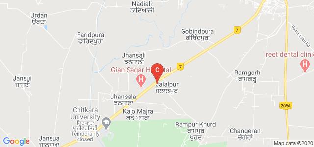 Gian Sagar College Of Nursing, Patiala, Punjab, India