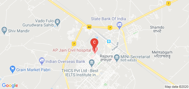 Patel Memorial National College, Rajpura, Patiala, Punjab, India