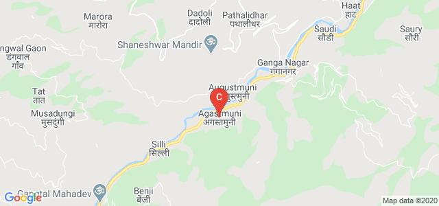 Anusuya Prasad Bahuguna Govt. P.G College, Rudraprayag, Uttarakhand, India
