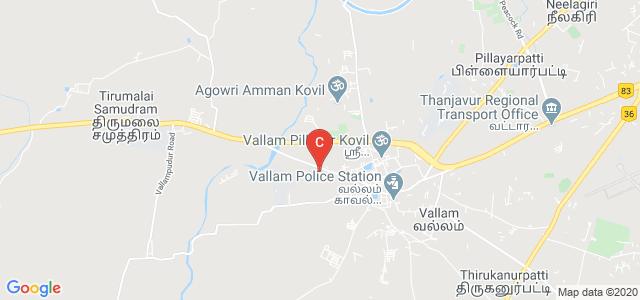 Adaikala Matha College, Thanjavur, Tamil Nadu, India