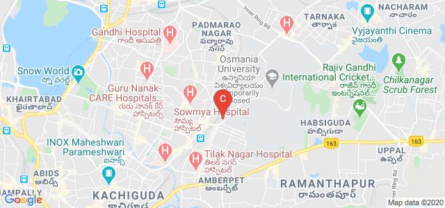 Andhra Mahila Sabha Arts & Science College for Women, Osmania University, New Malakpet, Hyderabad, Telangana, India