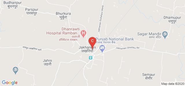 Jakhanian, Ghazipur, Uttar Pradesh 275203, India