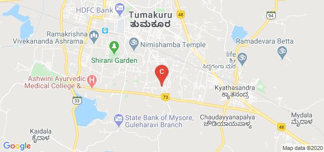 Shettihalli Main Road, Jayanagar East, Dasappa Garden, Tumkur, Karnataka, India