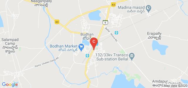 Vasu Degree College, State Highway 6, Rakasipet, Bodhan, Telangana, India