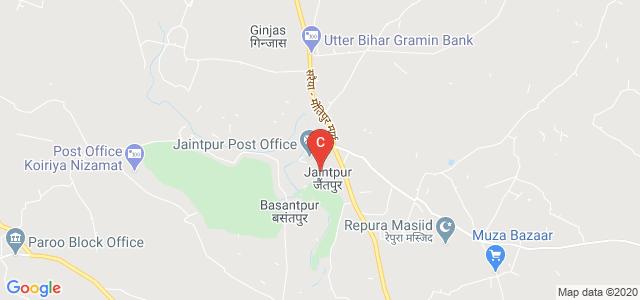 Jaintpur, Muzaffarpur, Bihar 843123, India