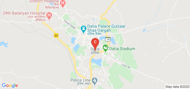 Shri Rawatpura Sarkar Snatak Mahavidhyalaya, Datia, Madhya Pradesh, India