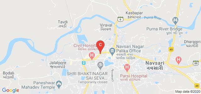 Dinshaw Daboo Law College, Asha Nagar, Navsari, Gujarat, India