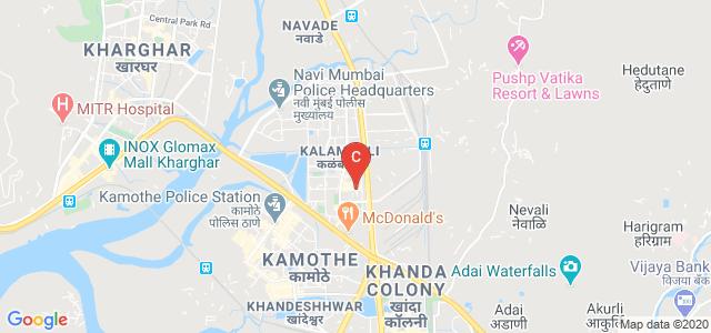 Shikshan Maharshi Dadasaheb Limaye College - S.M.D.L College, Sector 3E, Kalamboli, Panvel, Navi Mumbai, Maharashtra, India