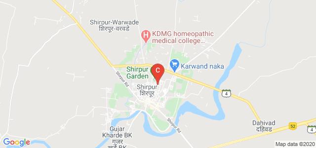 H R Patel Arts Mahila College, Ambika Nagar, Shirpur, Dhule, Maharashtra, India