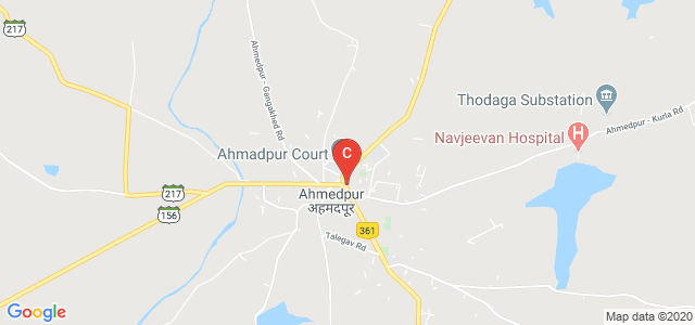 Ahmedpur, Latur, Maharashtra 413515, India