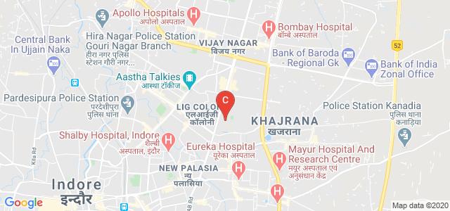 Christian eminent college, Agra Bombay Road, H I G Colony, LIG Colony, Indore, Madhya Pradesh, India