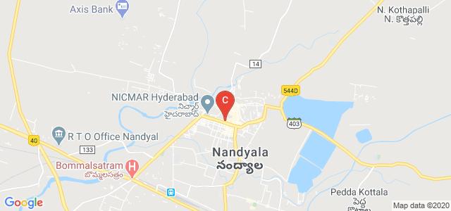 Sri Ramakrishna Degree College, Srinivasa Nagar, Nandyal, Andhra Pradesh, India