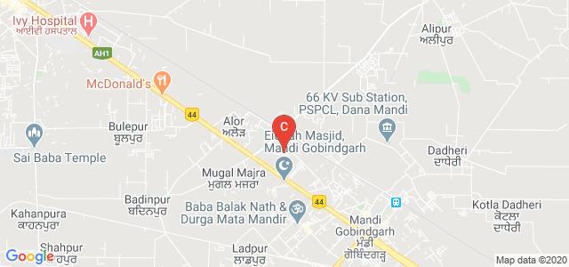 Gobindgarh Public College, Alaur, Khanna, Punjab, India