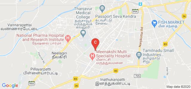 Raja serfoji Government Arts College, AVP Azhagammal Nagar, Thanjavur, Tamil Nadu, India