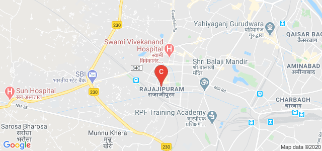 Dr. Rajendra Prasad Memorial Degree College, E Block, Rajajipuram, Lucknow, Uttar Pradesh, India