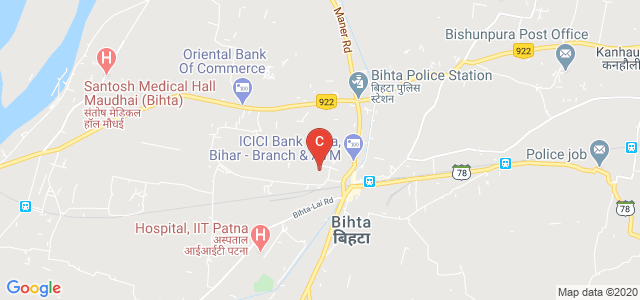 G.J. College, Rambagh, Bihta, Patna, Sikandarpur, Bihar, India