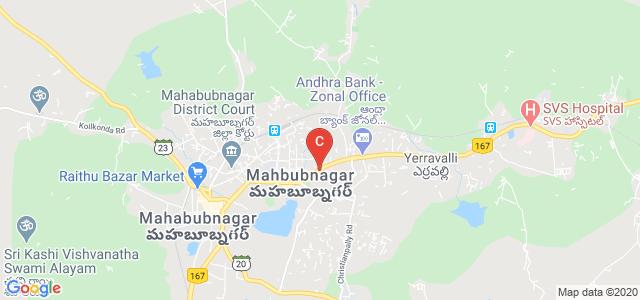 Swami Vivekananda Degree& PG College, PR Colony, Mahbubnagar, Mahabubnagar, Telangana, India