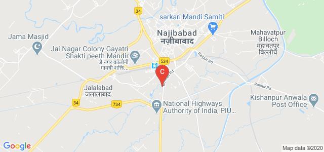 Sahu Jain College, Adarsh Nagar, Najibabad, Uttar Pradesh, India