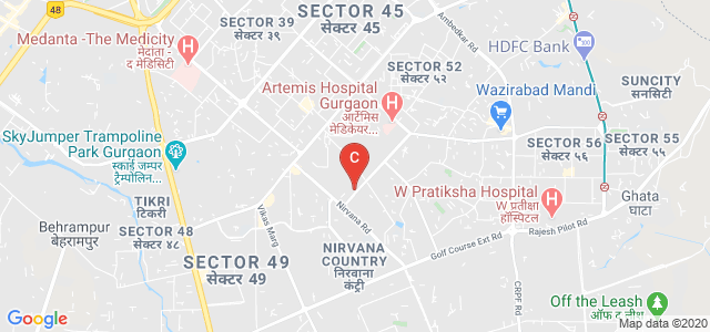 Gurugram University, Mayfield Garden, Sector 51, Gurugram, Haryana, India