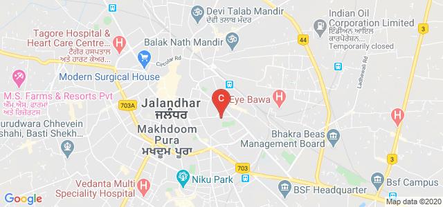 Guru Nanak Dev University College, Master Tara Singh Nagar, Jalandhar, Punjab, India