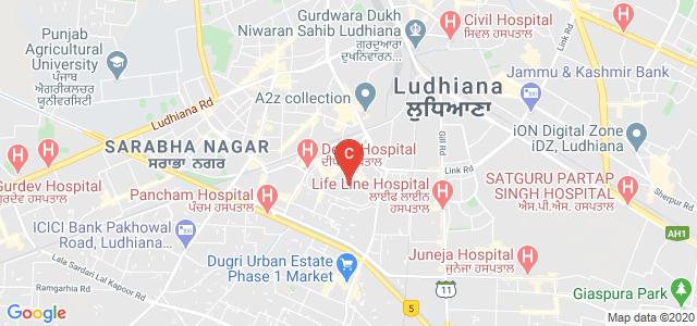 Guru Nanak Khalsa College for Women, Pritm Nagar, Model Town, Ludhiana, Punjab, India