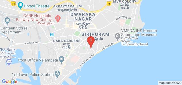 NBM Law college, Gokhale Road, Port Officers Quarters, Maharani Peta, Visakhapatnam, Andhra Pradesh, India